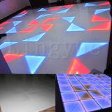 De verlichte van het LEIDENE van Dance Floor Bevloering Stadium van het Overleg