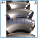 90 codo del acero inoxidable S32304 del estruendo del grado