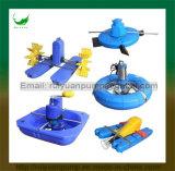 Aérateur de roue à aubes de turbines de la machine 2HP 1.5kw 6 d'étang de poissons