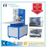 Chenghaoのブランド、5kw 2ワーク・ステーションの回転盤中国から承認されるセリウムが付いている空気PVCまめの溶接および溶ける機械