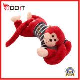 Brinquedo enchido das crianças do animal de estimação luxuoso macio feito sob encomenda para miúdos