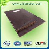 Cartón prensado aislador de la fibra de vidrio-resina epoxíidica magnética
