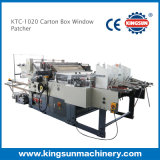 Ktc-1020 Carton Box Window Patching Machine
