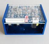 De specht bouwde dte-V2 LEIDENE Ultrasone Piezo Pulsteller in