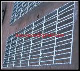 Professionele Grating van het Staal Grating van het Staal van het Ijzer van de Fabrikant Materiële Hete Gegalvaniseerde