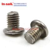 Goujons de soudure filetés d'acier du carbone DIN13918