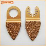 탄화물 핑거 강판은 갈고 및 식각 석공술에 사용된 톱날을