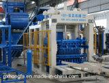 Aufbau, der hydraulischer Kleber-Block-Maschine aufbaut