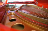 판매를 위한 주문 차 피아노