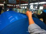 Vorgestrichene galvanisierte Galvalume-Stahl-Ringe mit schützendem Plastikfilm