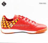 Ботинки футбола для крытого с резиновый Outsole