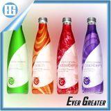 Ярлык бутылки сока высокого качества 2016 изготовленный на заказ Self-Adhesive