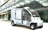 Gaststätte-Auto, elektrisches Nahrungsmittelauto mit grossem speisendem Kasten