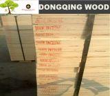 LVL/Lvb Triplex --Het gelamineerde Timmerhout van het Vernisje