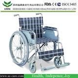 最もよい価格のClourfulのナイロンシートのアルミニウム車椅子