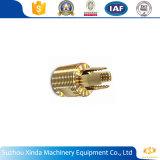 中国ISOは製造業者の提供の黄銅の部品を証明した