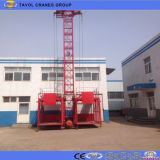 Gru della costruzione dell'elevatore della costruzione Ss100/100 per le merci