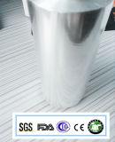Aleación 8011-0 11 micrones de 295m m de la anchura de papel de aluminio para el uso de la comida campestre