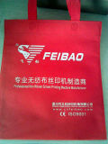 Farben-neuer Typ Fbaric Bildschirmausdruck-Maschine der Feibao Marken-zwei