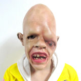 Tx Latest Design Full Face Terror Creep Fancy Dress Animal Latex Halloween Mask