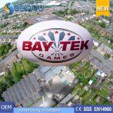 Elio gonfiabile decorativo dell'aria del PVC del LED che fa pubblicità al dirigibile del piccolo dirigibile RC