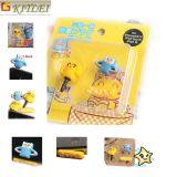귀여운 3D 행복한 Pikachu Pokemon 찌르기 공 먼지 플러그
