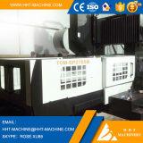Double fraisage de machine du système commande numérique par ordinateur d'équilibre de cylindre hydraulique de pétrole