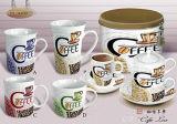 новая кружка кофеего Китая косточки 12oz