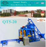 機械を形作る機械煉瓦を作る具体的なセメントの固体ブロック