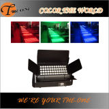 48PCS X 10W RGBW Outdoor Washer LED 도시 Color