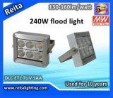 2015 높은 Power Super Bright LED Flood Light 240W LED Flood Light