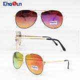 Eyeglasses regulares da forma dos óculos de sol do metal (KS1170)