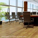 Bon plancher étanche à l'humidité de PVC de vert de mobilité