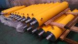 Cylindre industriel télescopique de pétrole