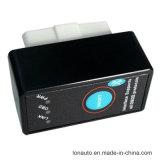 Possuir a versão 2.1 do leitor de código do OBD Elm327 Bluetooth 2.0 do interruptor