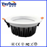 30W 6inch Aluminum High Lumen LED Ceiling LED Downlight