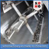 Embarcação de pressão do evaporador de película de queda do raspador