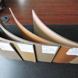 Panneau composé en aluminium ignifuge d'enduit Individu-Propre nano