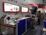 Saco de lixo automático da corda da tração do HDPE no saco de rolo que faz a máquina