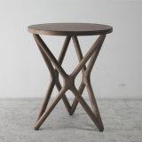 나무로 되는 가구 공상 디자인 고아한 단단한 나무 탁자