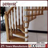 Escaleras espirales de madera de encargo (DMS-1045)