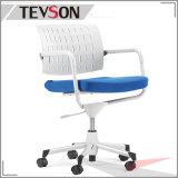 Einfache Art-Plastiktief-Rückseiten-Stab-Stuhl