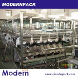 Suministro de 5 galones en botella de agua potable de llenado de máquinas de producción