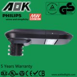 가로등 5 년 보장 40-280W LED, 140lm/W 평균 우물 Driverled 빛