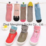 Fast Delivery를 가진 도매 Cut와 Good Quality Kid Cotton Socks
