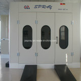 Cabina su ordinazione superiore della verniciatura a spruzzo della macchina di spl-c