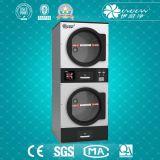 La lavatrice /Coin della lavanderia automatica ha gestito la rondella