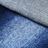 Baumwoll-Polyesterspandex-Denim-Gewebe für Jeans
