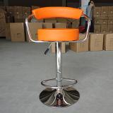 Ganascia domestica delle feci di barra della cucina di Wishbone della mobilia del cuoio di svago (FS-B308)