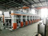 8 colore Computer Control Gravure Printing Machine per Paper